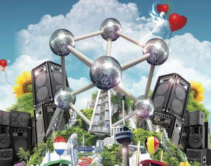 Festival de música electrónica en Bruselas