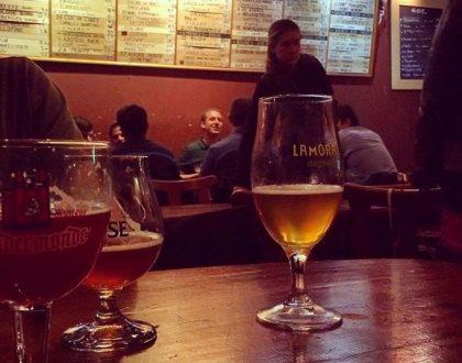 L´ Atelier, un bar belga de pura raza