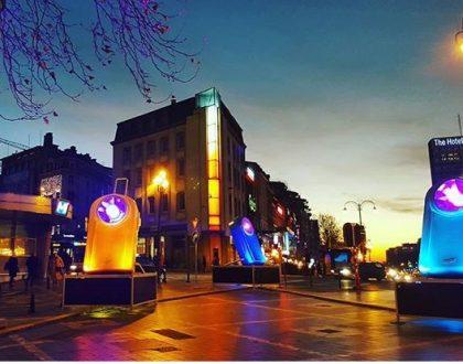 Bruselas se viste de luces