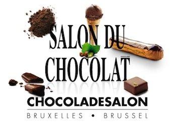 Le Salon du Chocolat, dulce hogar