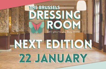 Nueva edición de The Brussels Dressing Room