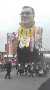 CARNAVAL…¡TE QUIERO! - Parade alcalde de Aalst 168x300 - CARNAVAL…¡TE QUIERO!