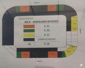 RSC Anderlecht referencia del futbol belga en Europa. - RSC WAASLAND dimanche 12 - RSC Anderlecht referencia del futbol belga en Europa.