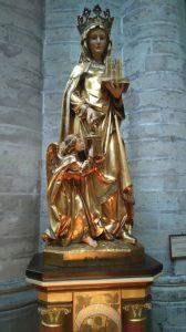 "Catedral de Bruselas…en ""free tour"" guiado - Sainte Gudule 168x300 - Catedral de Bruselas…en ""free tour"" guiado"