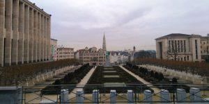 Bruselas…¡en un fin de semana! - Mont des Arts 300x150 - Bruselas…¡en un fin de semana!