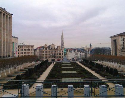 Bruselas...¡en un fin de semana!