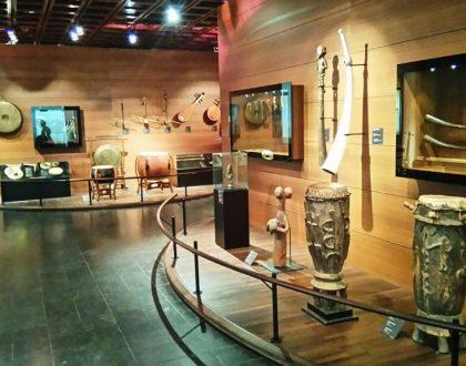 Vibra con la música de todo el mundo en el Museo de Instrumentos Musicales