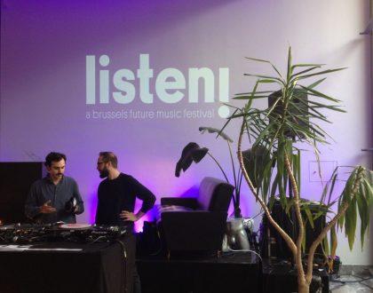 FESTIVAL LISTEN! 2017