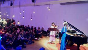 11º edición del festival de música y danza balkan trafik - Arman Duo con Blerta Zhegu 2 300x171 - 11º edición del festival de música y danza Balkan Trafik