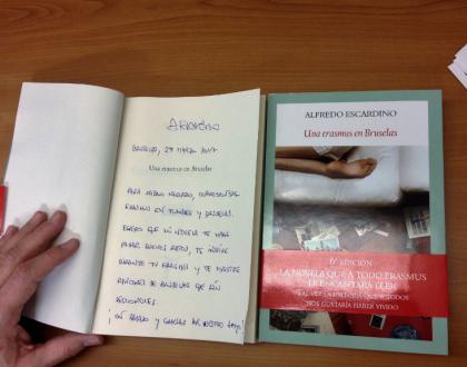 """""""UNA ERASMUS EN BRUSELAS"""", una novela para ti"""