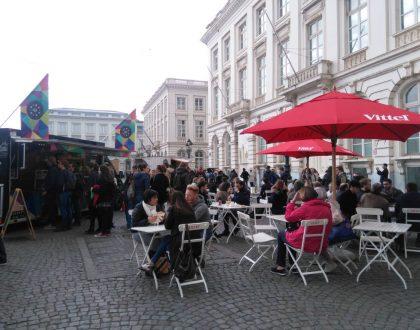 El Frunch está de vuelta en Bruselas