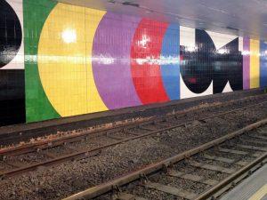 arte en las estaciones de metro - Montgomery 300x225 - ARTE EN LAS ESTACIONES DE METRO