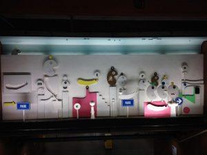 arte en las estaciones de metro - Parc 1 300x225 - ARTE EN LAS ESTACIONES DE METRO