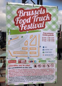 brussels food truck festival 2017 - Cartel 217x300 - BRUSSELS FOOD TRUCK FESTIVAL 2017