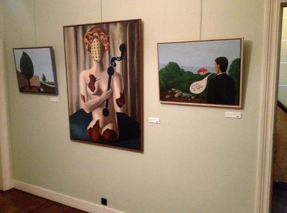 2017-2018: año magritte - Expo Magritte - 2017-2018: Año Magritte
