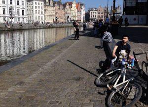 tour de flandes: bruselas-ostende - Gante 4 300x218 - TOUR DE FLANDES: BRUSELAS-OSTENDE