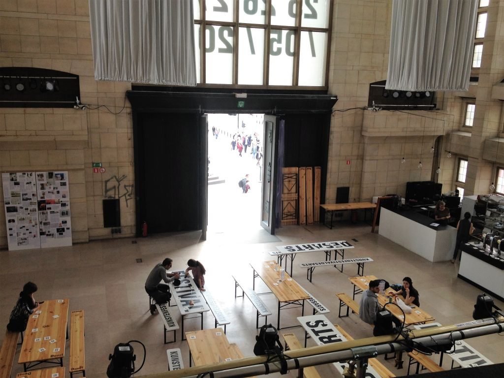 kunstenfestivaldesarts, primero en bruselas - Palais de la Dynastie 3 - KUNSTENFESTIVALDESARTS, primero en Bruselas