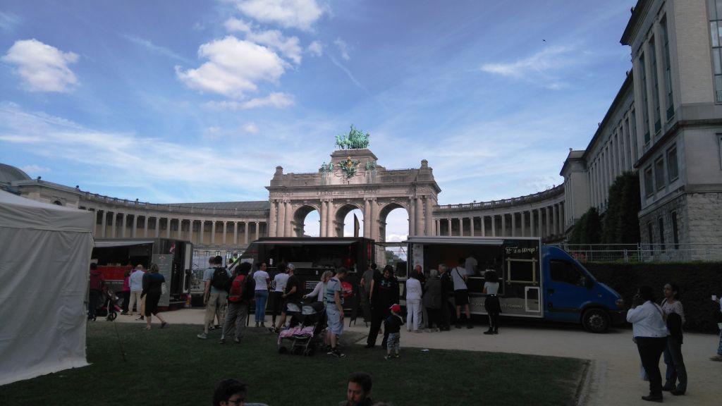 bruselas, una ciudad comprometida con el medio ambiente - Festival de lenvironement 9 - Bruselas, una ciudad comprometida con el medio ambiente