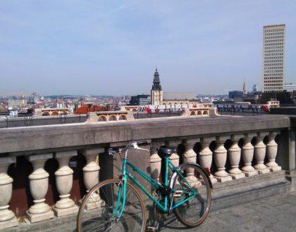 Rutas ciclistas por Bruselas (I)