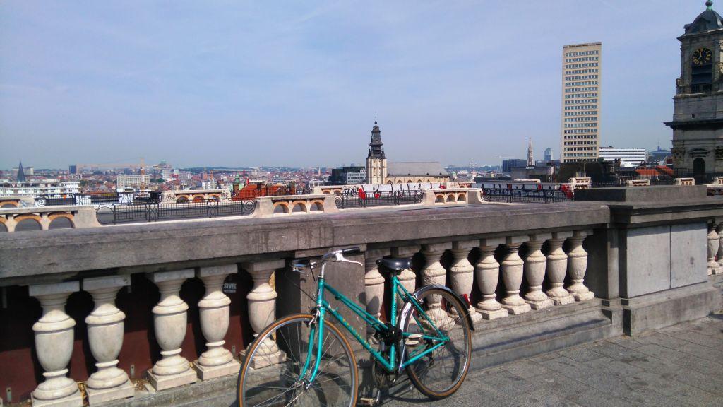 rutas ciclistas por bruselas (i) - Mirador Polaert 1 - Rutas ciclistas por Bruselas (I)