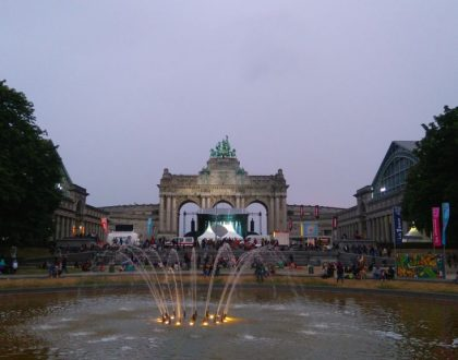 ¡Viva la música! Fête de la Musique en Bruselas