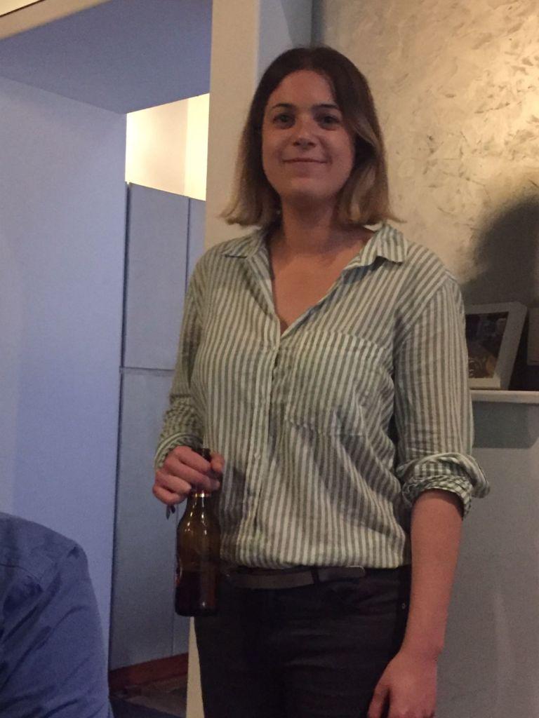 entrevista en erasmusbruselas: laura asensio - Laura monologuista 3 - Entrevista en ErasmusBruselas: LAURA ASENSIO