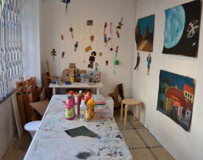 "Visita al museo ""art)&(marges"""