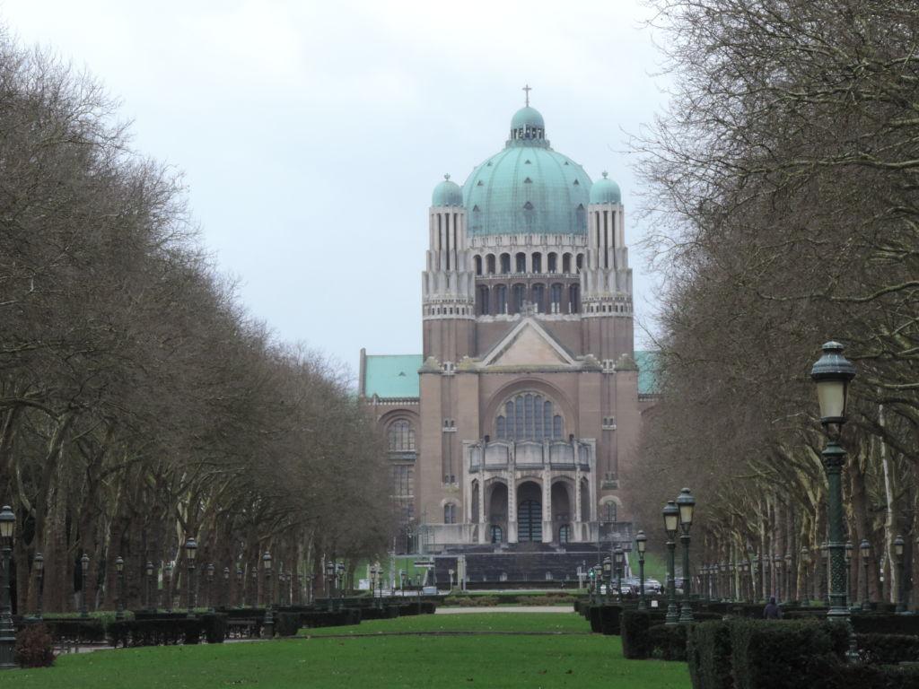 Sacré-Coeur de Bruselas: la Cúpula Verde de todas las fotos