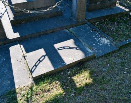 Visita al cementerio de Ixelles