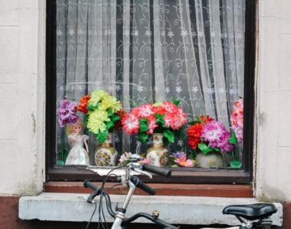 Vensterbank: el patio andaluz de los belgas