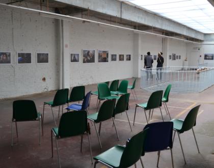 GlobeAroma: Tejiendo redes mediante el arte