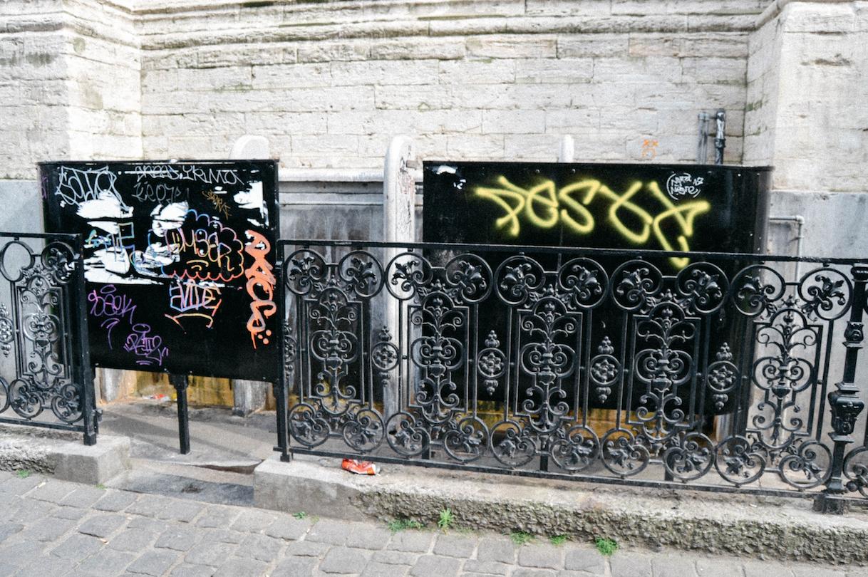 El secreto de la plaza Sainte-Catherine