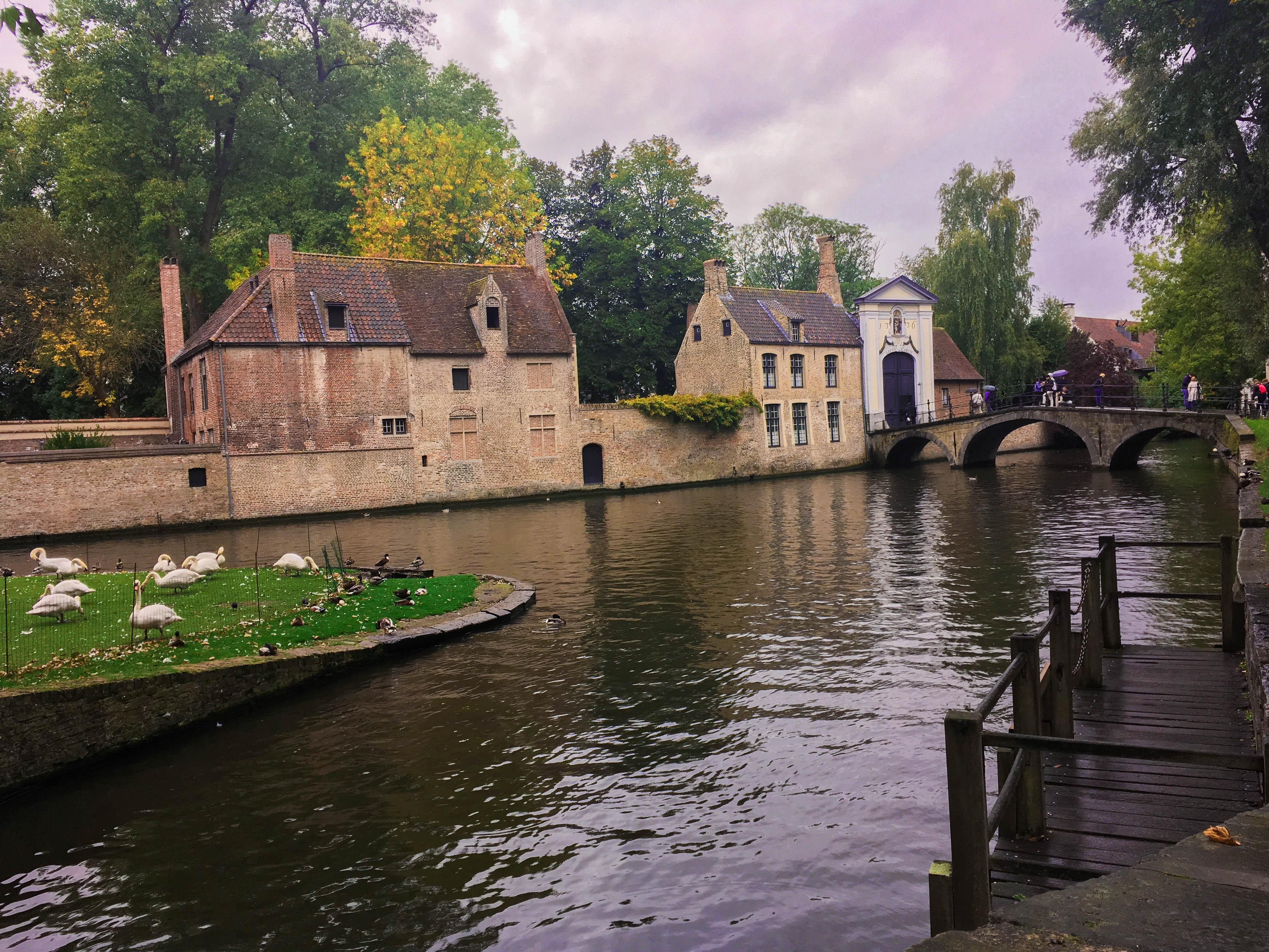 Especial Turismo en Flandes: Brujas