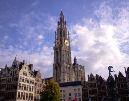 Especial Turismo en Flandes: Amberes