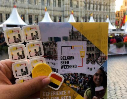 Belgian Beer Weekend: Información práctica