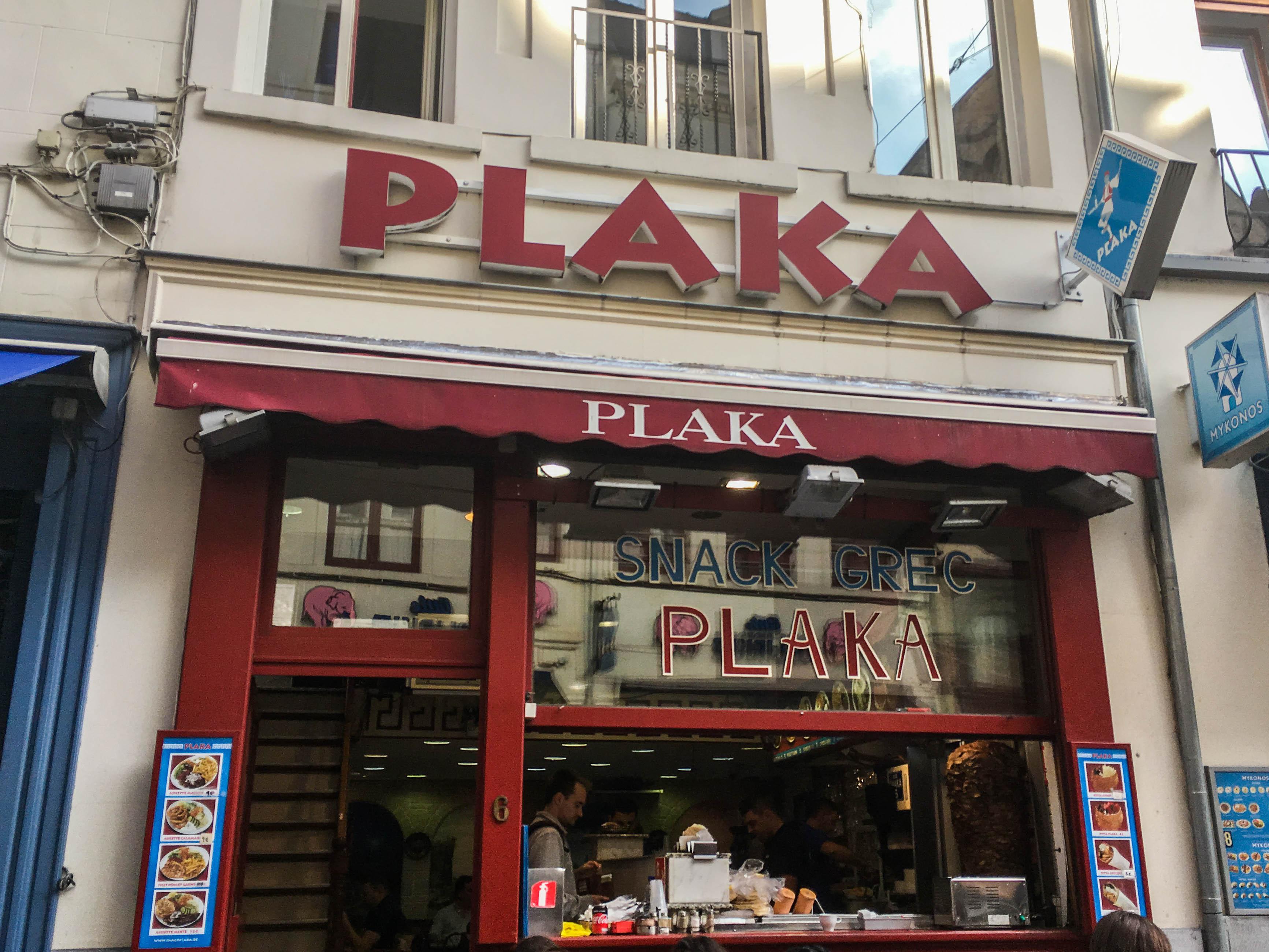 Especial gastronómico: griego