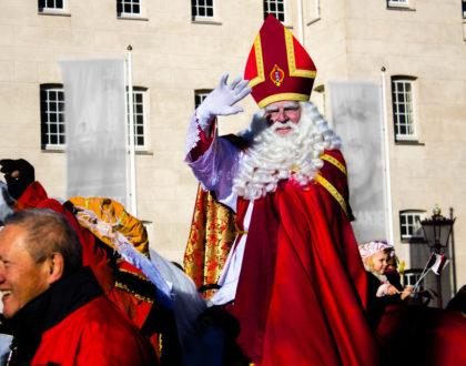 Desfile de Sinterklaas