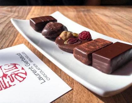 Una chocolatería muy exclusiva