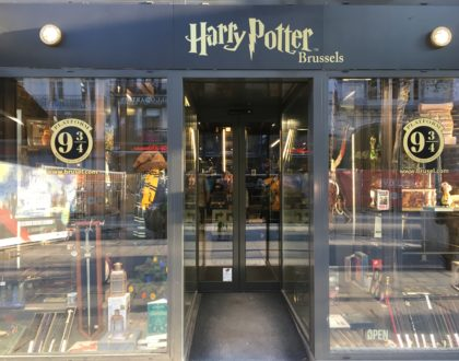Harry Potter en Bruselas