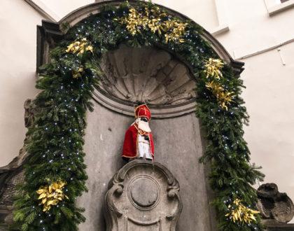¡Sinterklaas en Bruselas!