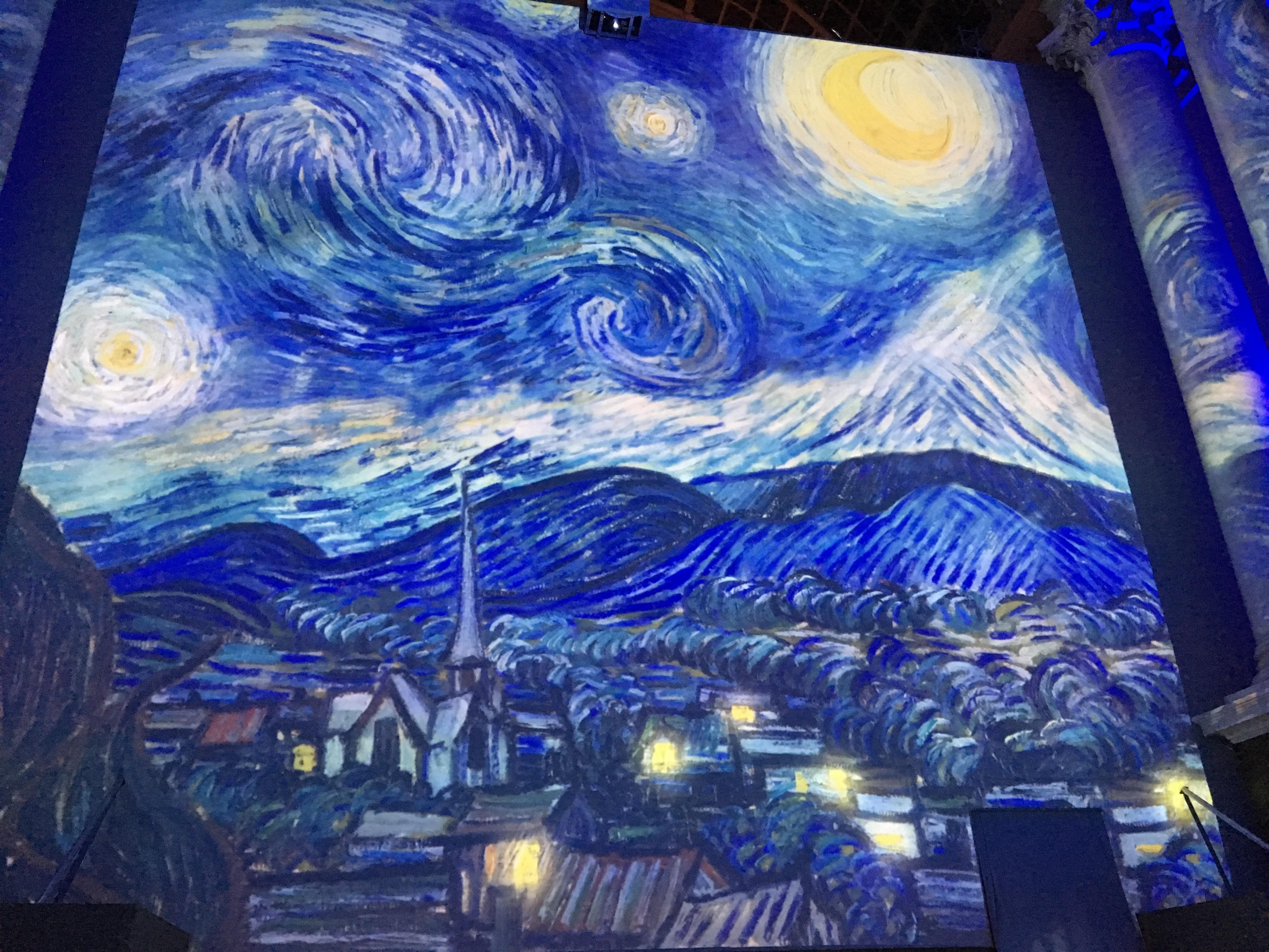 Van Gogh, desde dentro