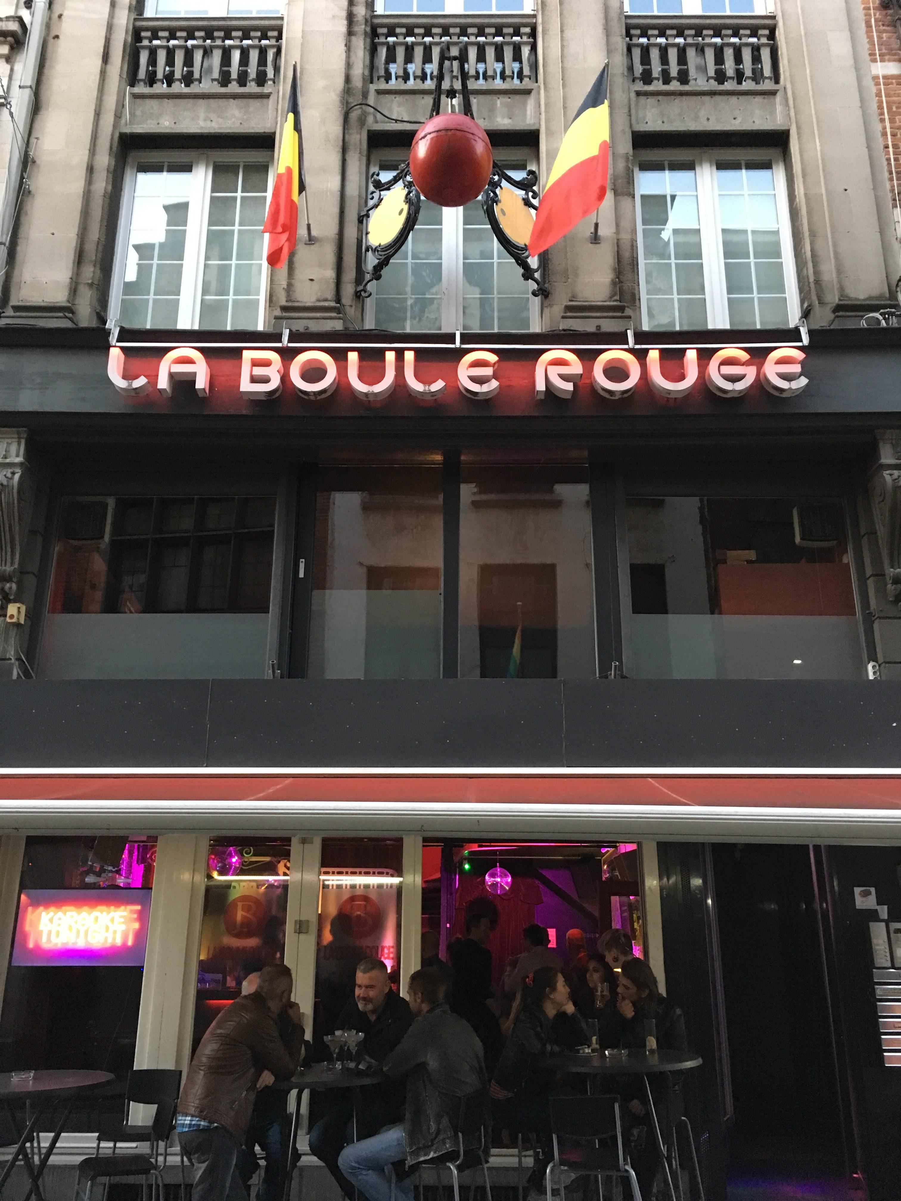 Dando el cante por Bruselas