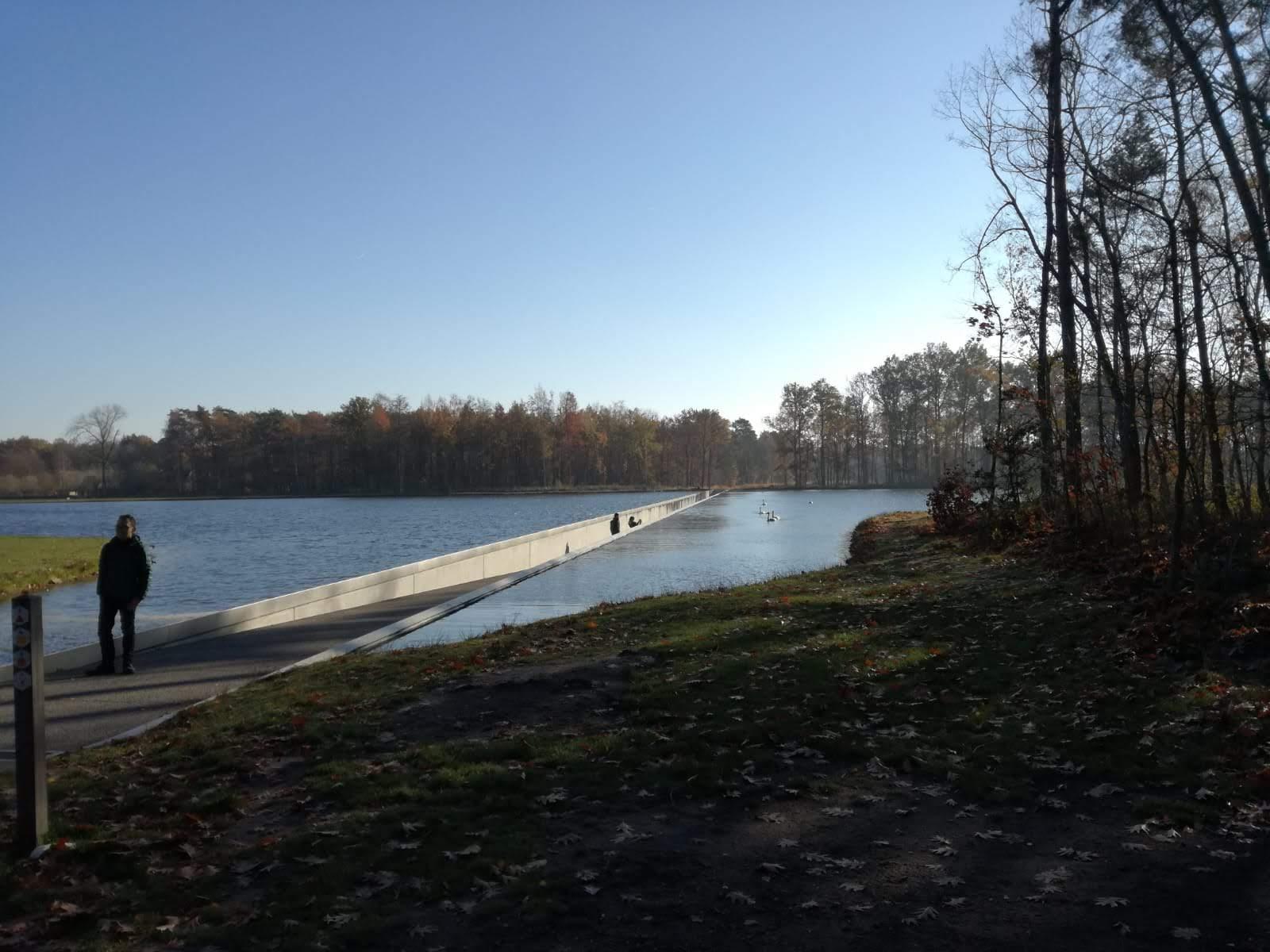 Especial turismo en Flanders: ciclismo por el agua
