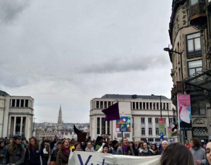 Bruselas feminista