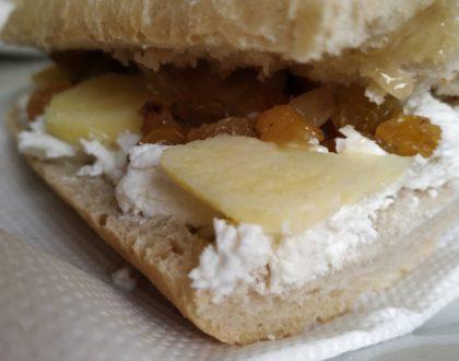 Bocadillo de quesos