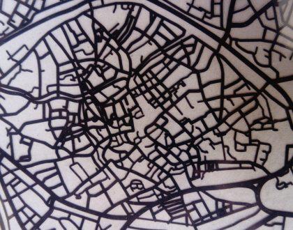 El origen de las ciudades medievales de Europa