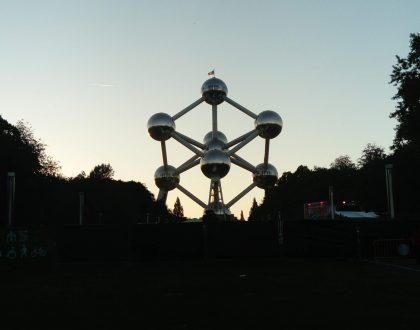 El Atomium deconocido