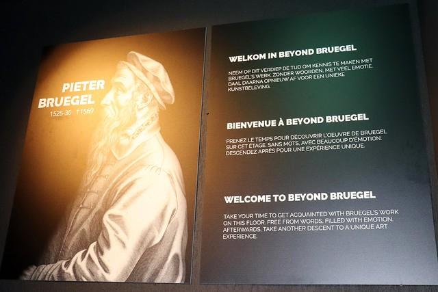 Beyond Bruegel: una exposición única