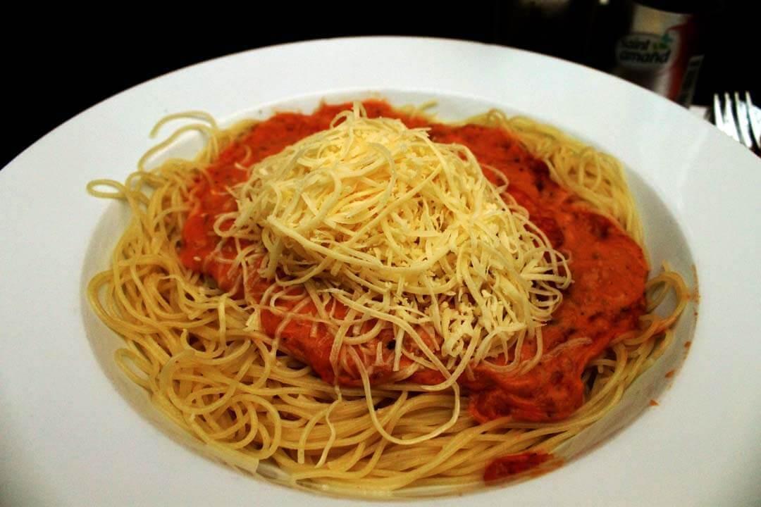 De kastart los spaghetti m s populares for Plato de espaguetis