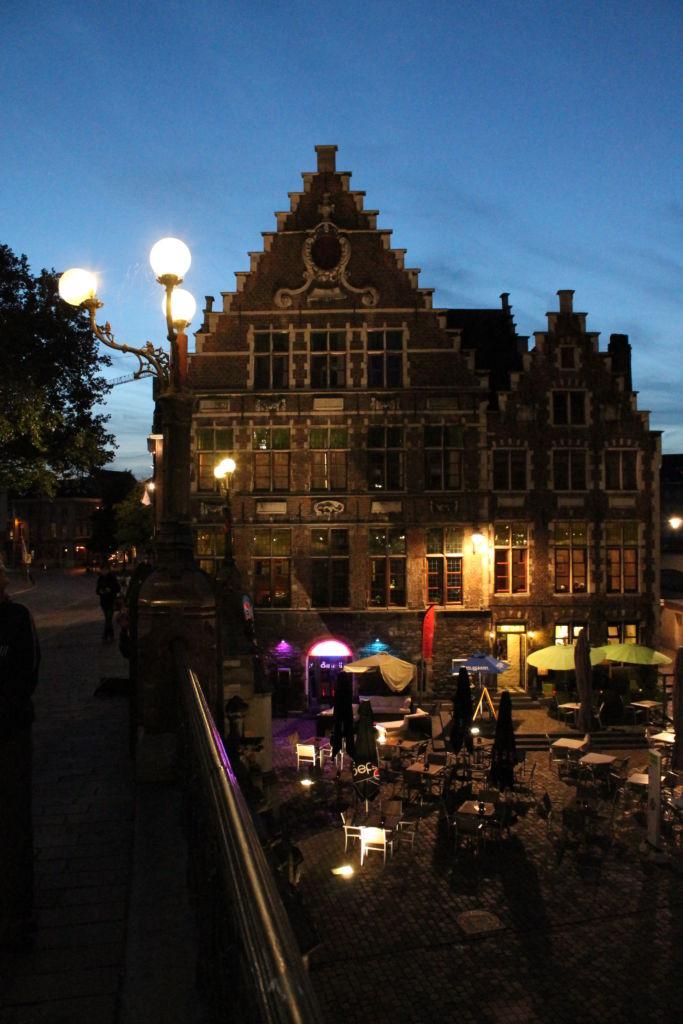 Entrevista a un estudiante belga